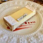 127457496 - ロワイヤルベイクドチーズ