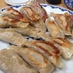 塩山館食堂 - 焼餃子