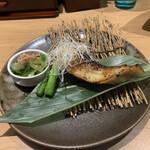 北ノ酒場 TACHIPPA - 銀ダラ西京焼き