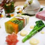 銀座 大石 - 料理写真: