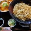 Kisobaazuma - 料理写真:かつ丼セット(麺3玉)