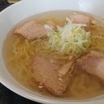山喜 - Sio(塩)ラーメン