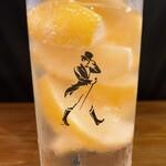 喜MAMA屋 - 氷レモンサワー