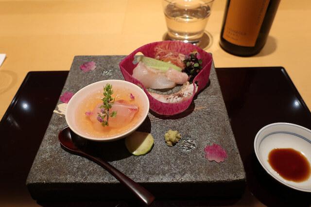 銀座 杉もと - 銀座/懐石・会席料理 [食べログ]