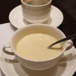レストラン セリーナ - スープ