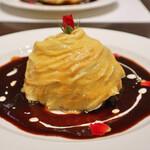 レストラン セリーナ - オムライス