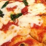 127473620 - ピザのアップ
