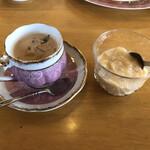 インディアン・レストラン ロタ - セマイとミントチャイ