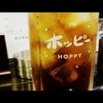 八幡宿駅前の串屋横丁 - 黒ホッピー!お気に入りの1枚