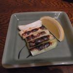 なべ駒 - 焼き葱、300円