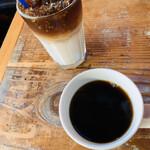 ストーブス - ホットコーヒー&アイスカフェオレ