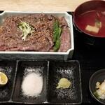 すてーき丼屋 - 料理写真: