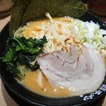 一蓮家 - 料理写真:味噌ラーメン