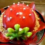 127485888 - まんまる苺のケーキ