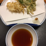西嬉 - 春の天ぷら