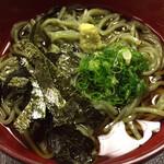 西嬉 - 若布蕎麦