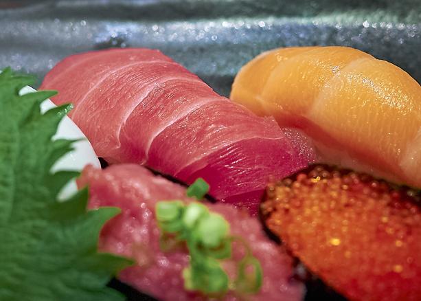 浜寿し 打越店の料理の写真