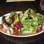 12749002 - 前菜5種サラダ仕立て