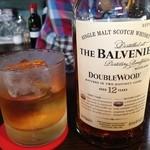 オーピンク - hitomiの2杯目はスコッチのバルベニー