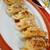 新ちゃん - 料理写真:カリっと皮が香ばしい餃子はニンニクが効いてます