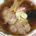 らーめんのもり - 料理写真:ラーメン(700円)