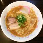 のりや食堂 - 中華そば … 680円