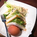 ギオン - サンドセットは+80円