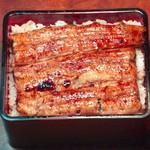 駒弥うなぎ料理 - 料理写真: