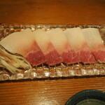 錦 - 鯨ベーコン