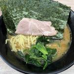 らーめん 武双家 - 料理写真:らーめん並 650円