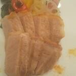 リストランテオガワ - イベリコ豚のソテー