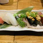 立ち寿司 まぐろ一徹 - 料理写真:
