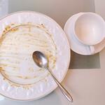 127518987 - 食べ終わりの一枚