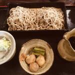 そば七 - 料理写真: