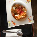 レストラン&カフェバー りんご日和 - 料理写真:ナポリタン