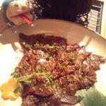 石垣島の焼肉屋 - ハラミ