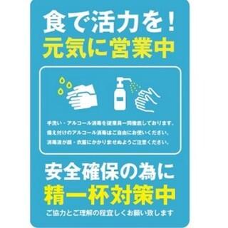 ◆ショウズのコロナウィルス対策について◆