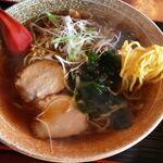 レストラン 鈴屋 - 醤油ラーメン