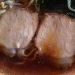 レストラン 鈴屋 - チャーシュー