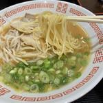 127531630 - ストレート細麺