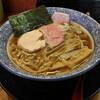 麺匠而今 - 料理写真:醤油(850円、斜め上から)