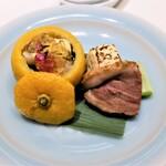 梅の花 - 料理写真:前菜盛り