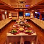 アニバーサリー クルーズ - 85名定員中型パーティー船