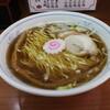 ついてる中山 - 料理写真:中華そば(700円、斜め上から)