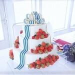 アニバーサリー クルーズ - ウェディングケーキの手配もOK