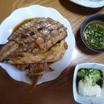 角文 - 煮魚が旨い