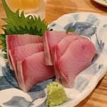 Uoshin - お刺身ブリ