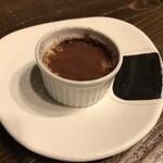 染めカフェ KIKYU - とろっとろティラミス
