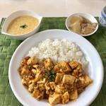 丁丁 - 麻婆豆腐定食