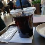 パリル - ドリンク写真:アイスコーヒーです。